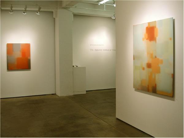 Julian Jackson - Apparent Stillness of Small Spaces